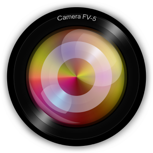 Camera FV-5 Android APK Software Mess