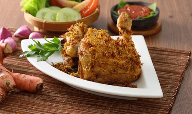 Resep Ayam Goreng Lengkuas Enak, Cara Membuat Ayam Goreng Lengkuas yang Enak