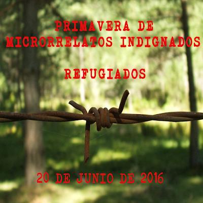 PARTICIPA EN LA PRIMAVERA DE MICRORRELATOS INDIGNADOS