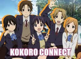 Kết Nối Trái Tim  Kokoro Connect