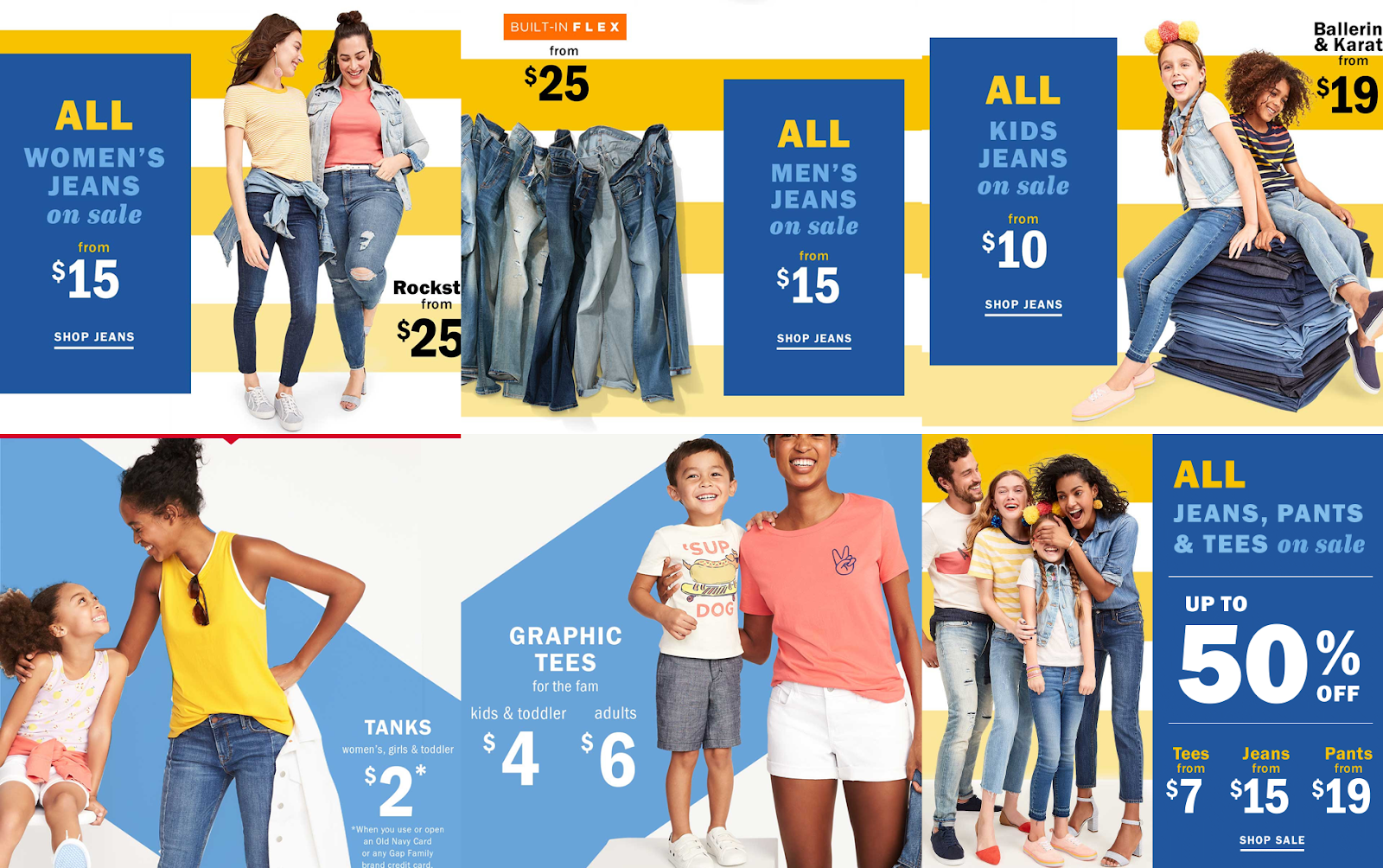 Old Navy Boy Clothes Sale | Lauren Goss