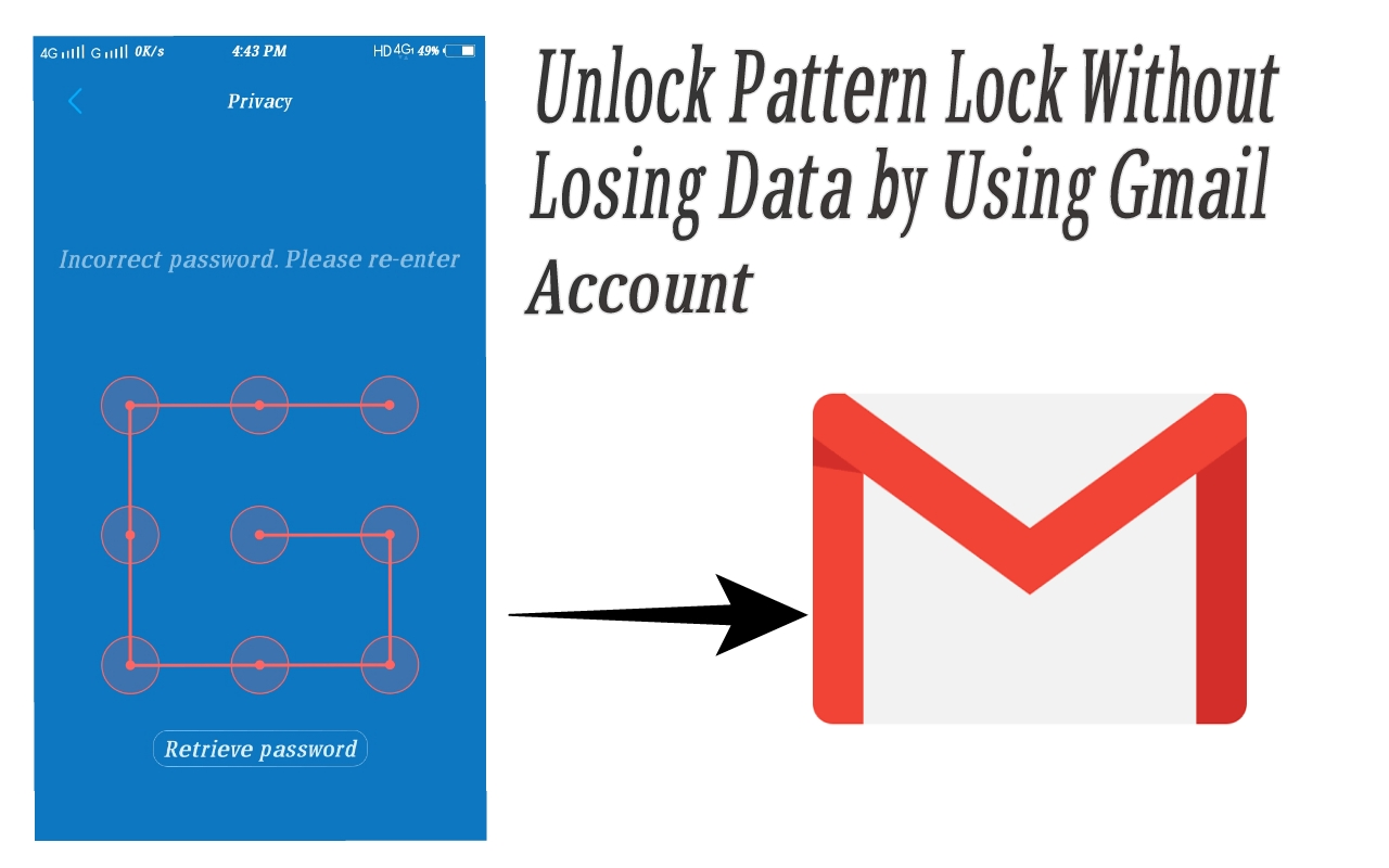 Pattern Password New Inspiration