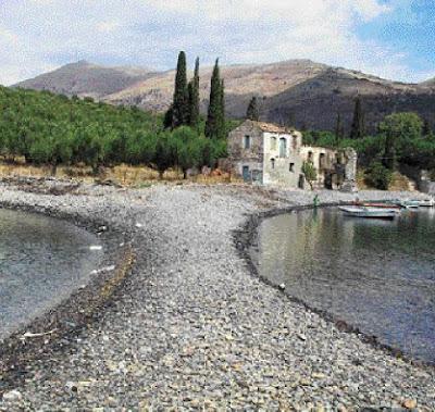 Σκοπά: Η ακροπόλη της Αρχαίας Τευθρώνης στον Κότρωνα Λακωνίας