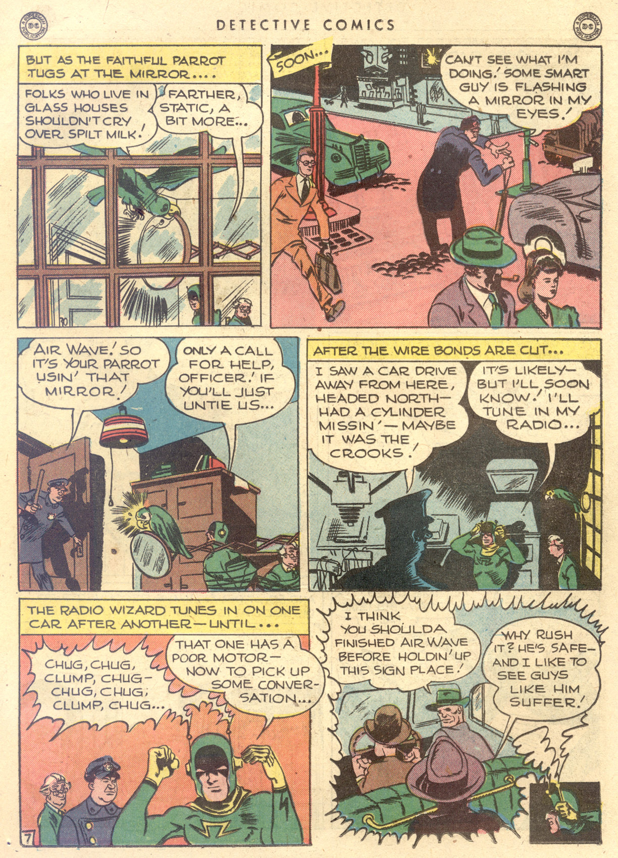 Read online Detective Comics (1937) comic -  Issue #122 - 33