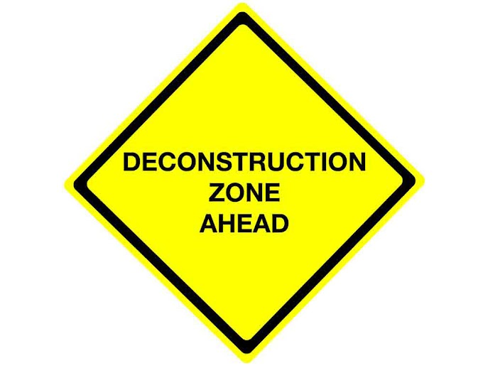 The Deconstruction Zone: Redefining Eyeshadow Application