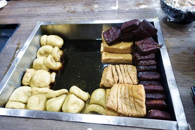 陳師兄素肉圓綜合滷味