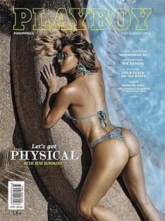 Playboy Filipinas - Julio Agosto 2016 PDF Digital