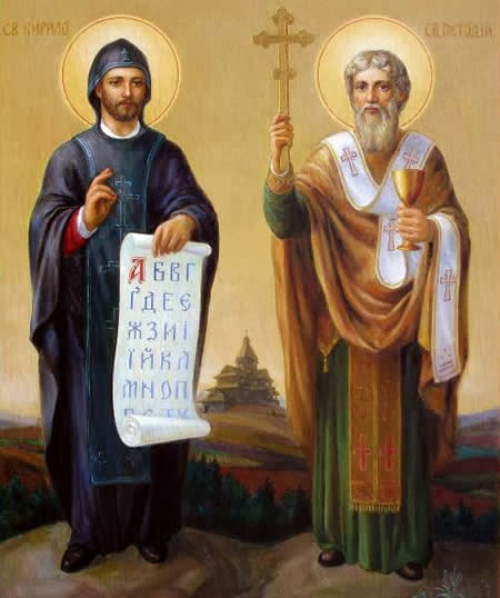 Saint Cyril and Saint Methodios