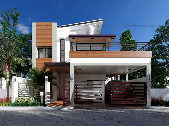 A Contemporary House Design in Singapore with Inspiring One Garden on Each Level A Contemporary House Design in Singapore with Inspiring One Garden on Each Level modern house design appealing on house and modern designs