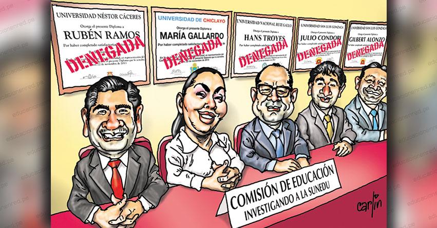 Carlincaturas Lunes 20 Julio 2020 - La República