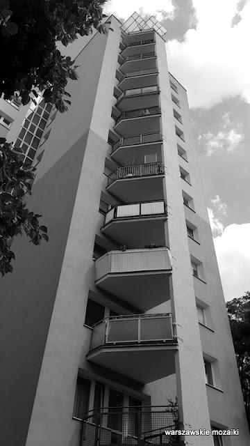 Warsaw blok bloki bloczyska architektura blokowisko Ursynów