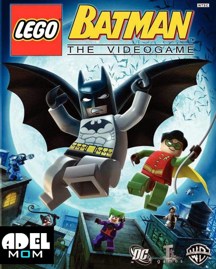 تحميل لعبة lego batman