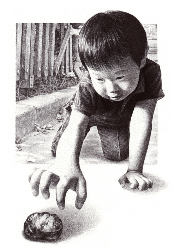 08-In-jae-Byun-Ballpoint-Pen-Drawing-that-Tell-a-Story-www-designstack-co