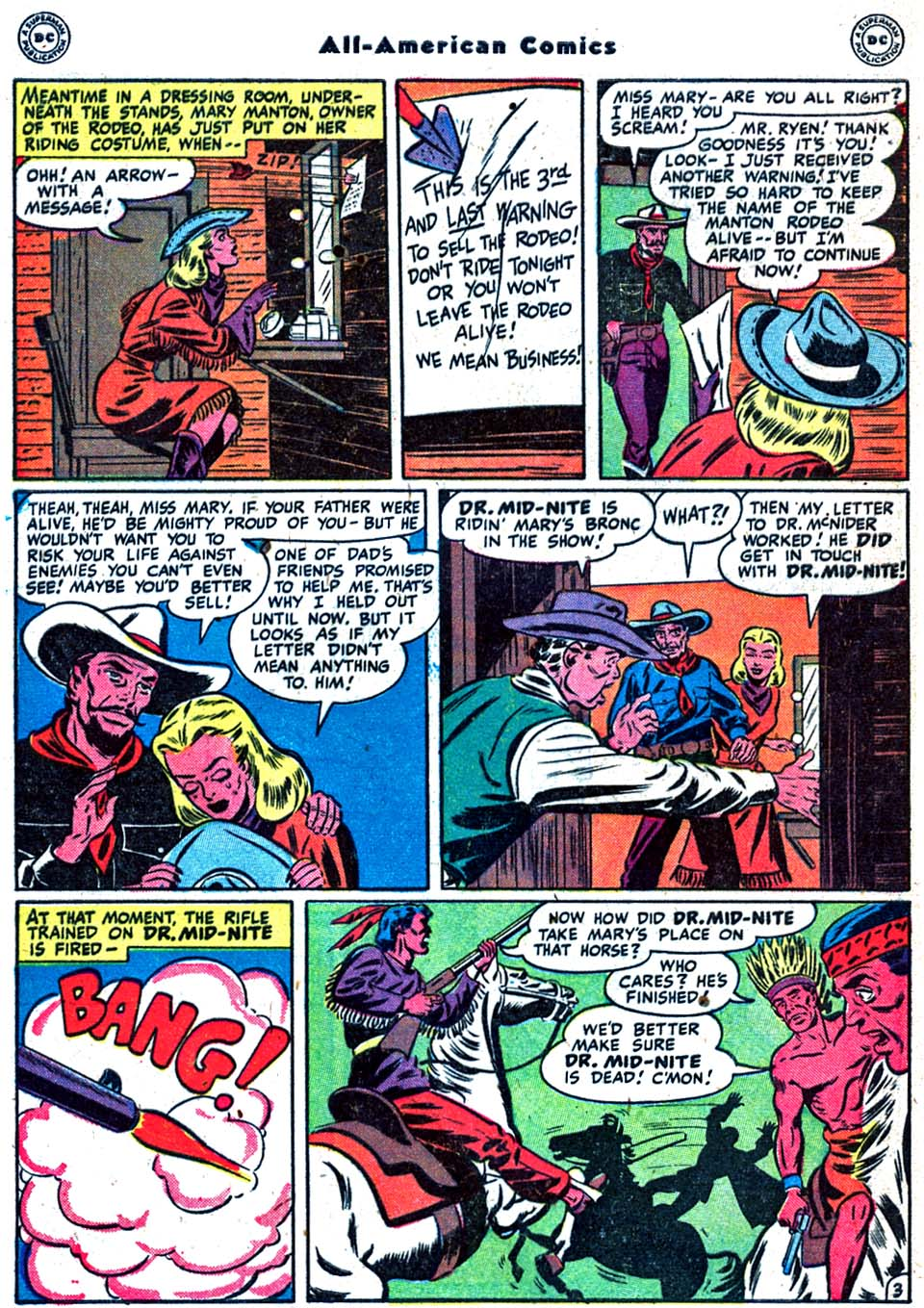 Read online All-American Comics (1939) comic -  Issue #94 - 46