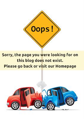 stylish error page