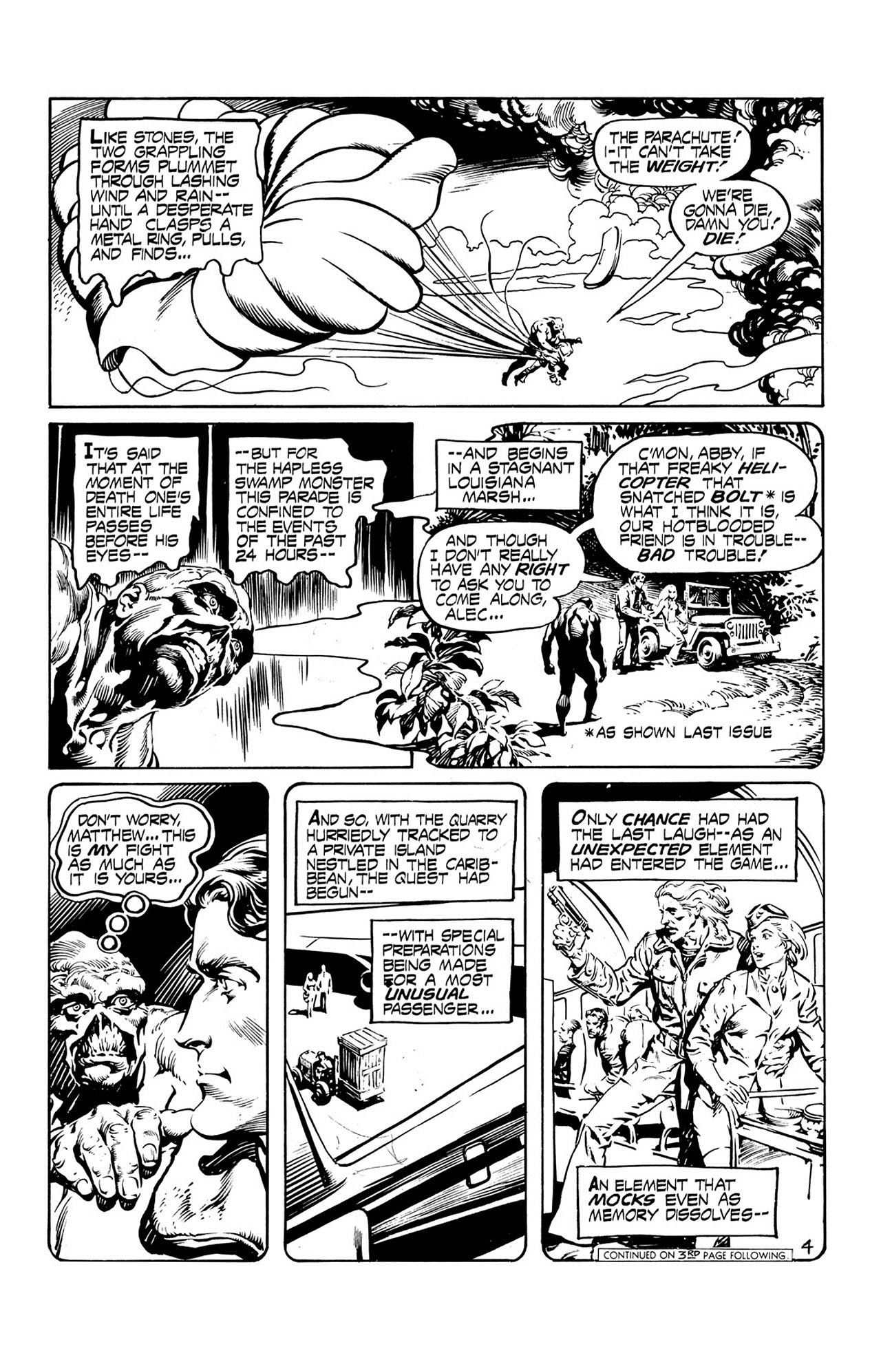 Swamp Thing (1972) Issue #16 #16 - English 5