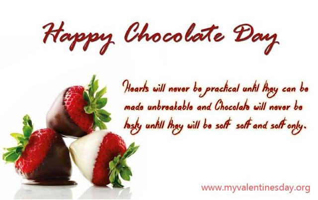 Chocolate Day Cards