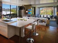 Offene Wohnküche Modern