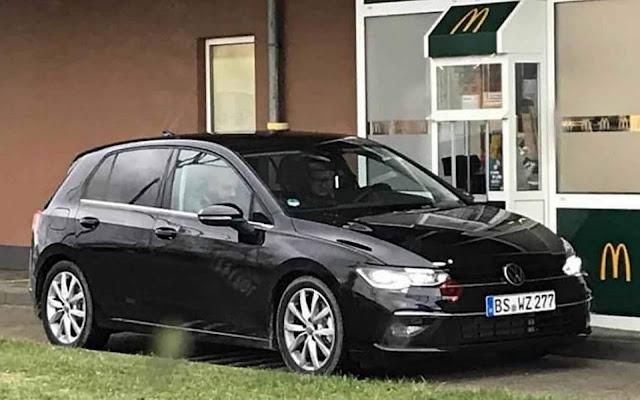 Novo Volkswagen Golf 2020 (Mk8)