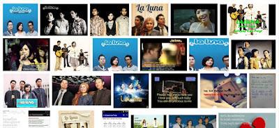 Lagu La Luna Lengkap Full Album Mp3