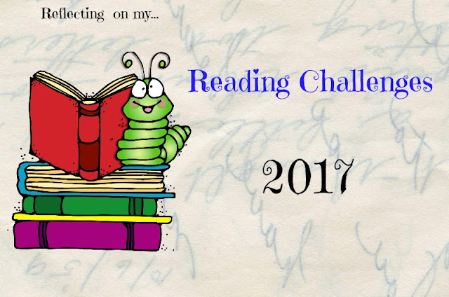 reading challenges reflection image