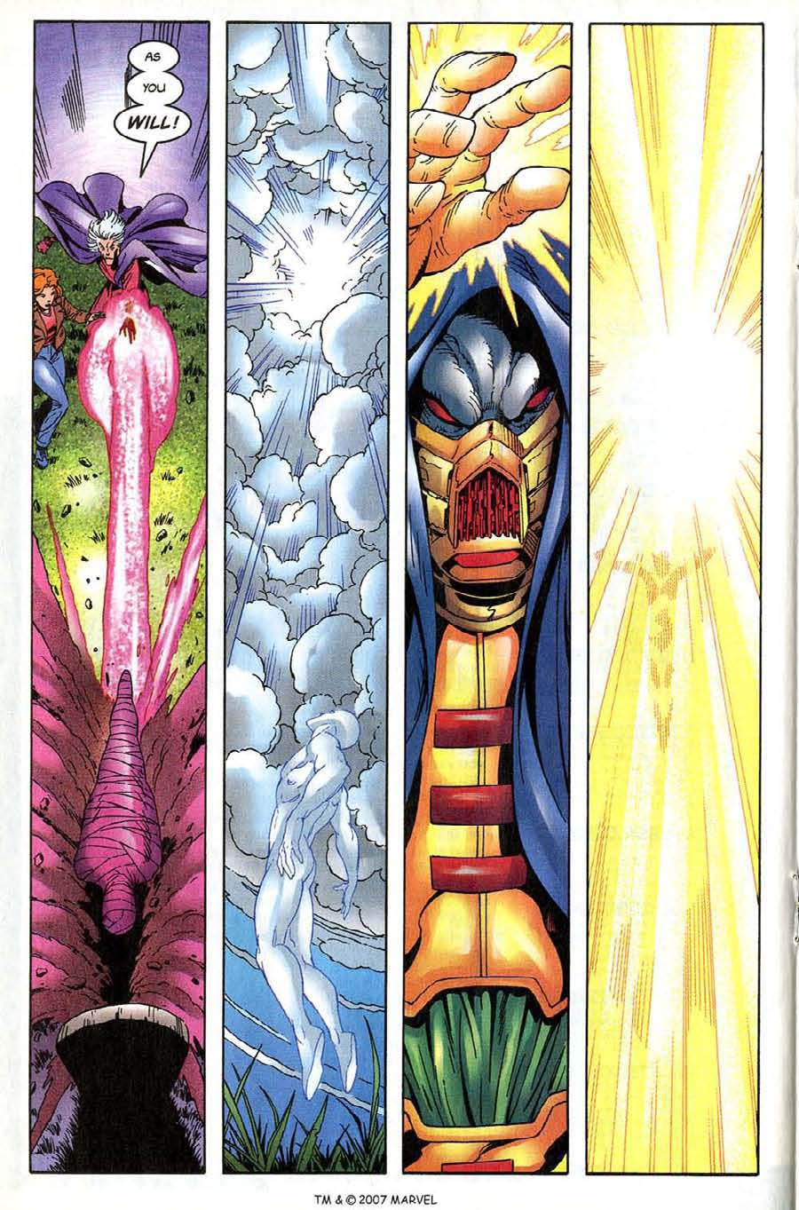 Read online Silver Surfer (1987) comic -  Issue #137 - 20