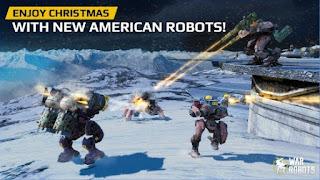 Games War Robots App