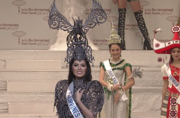 PH bet Mariel de Leon failed to win in Miss International 2017