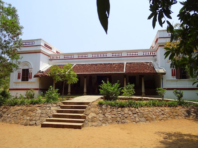DakshinaChitra - Tamilnadu traditional Chettinadu house