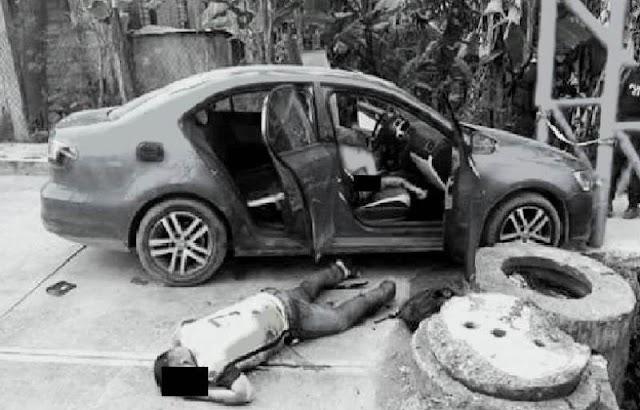 Asesinan al Caguamo en Venustiano Carranza