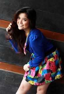 Paha mulus Artis dan Artis Cantik Tasya Kamila