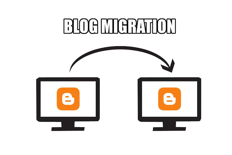 Blog migration