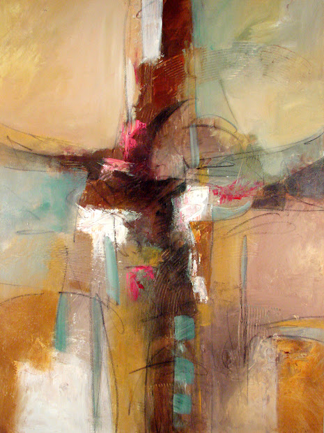 Contemporary Abstract Art Acrylic Paintings