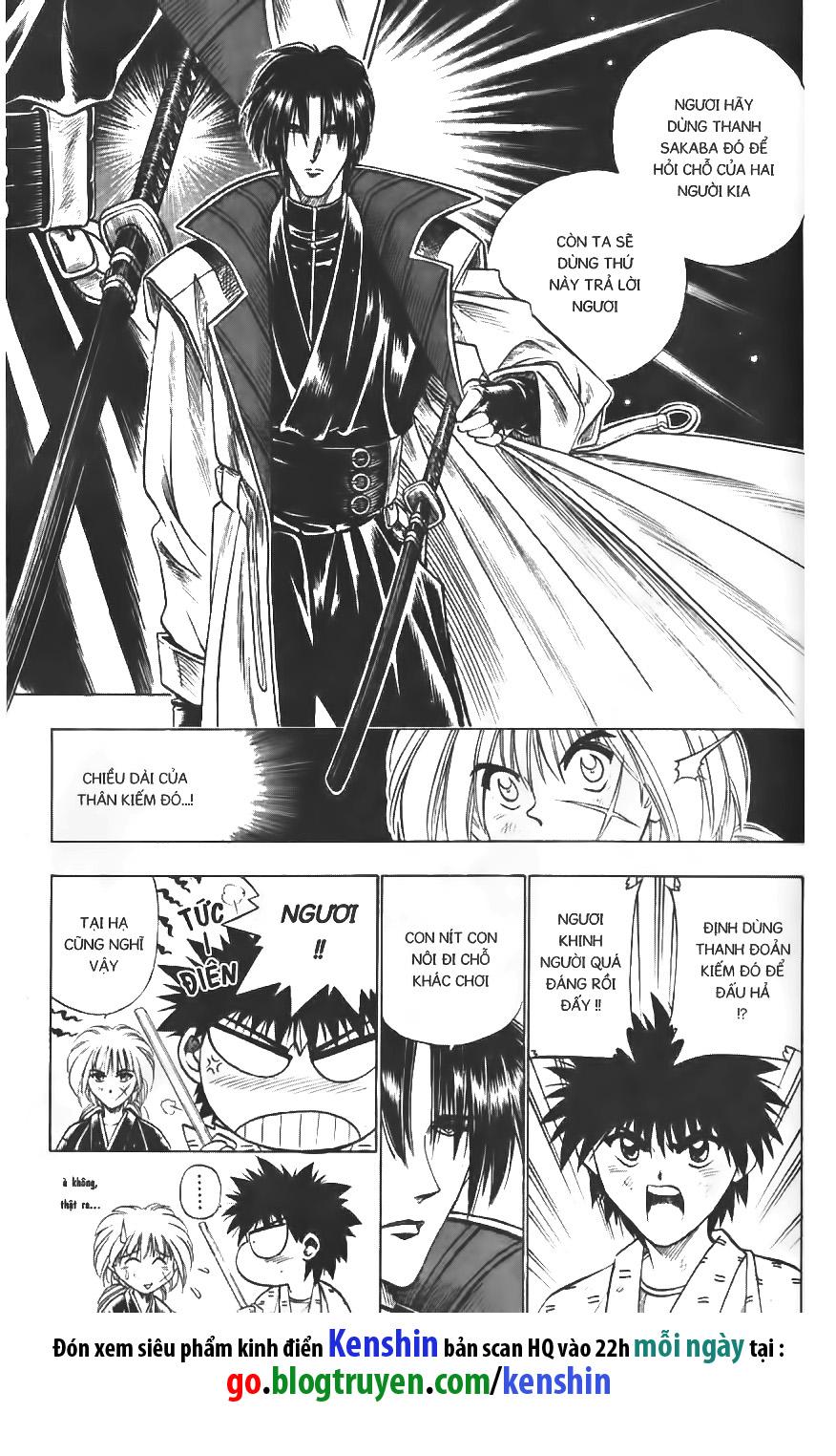 Rurouni Kenshin chap 26 trang 4