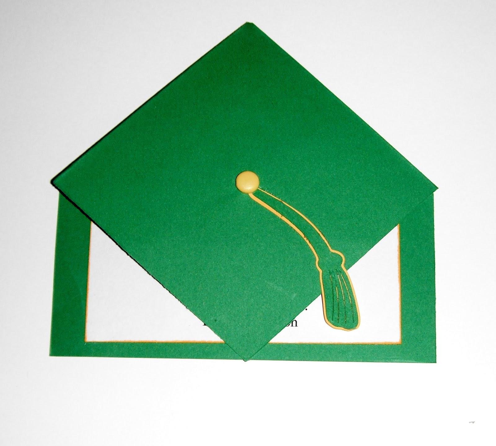 The Scrapoholic Card Sketch 2016 14 Graduation Cap Invitation – Graduation Cap Invitation