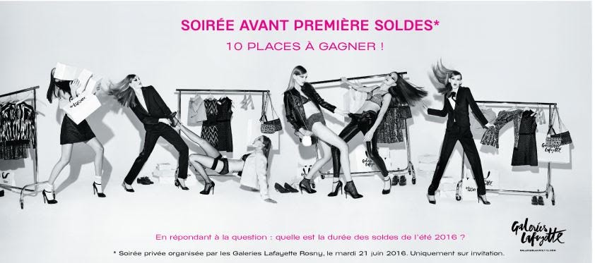concours galeries lafayette rosny 2