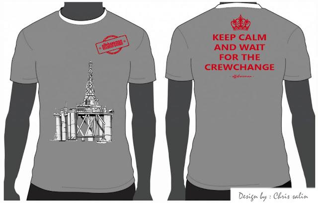 offshoreman tshirt