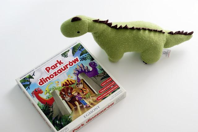 Gra kooperacyjna angażująca całą rodzinę bez wyjątku - Park Dinozaurów