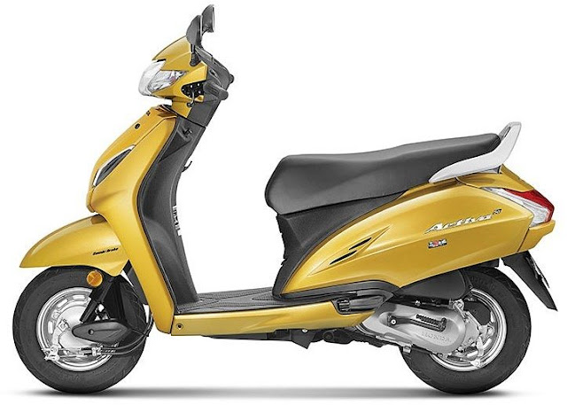 Honda Activa 5G Price in India