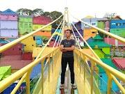 Wisata Kampung Warna-Warni di Malang