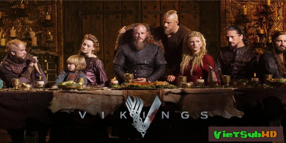 Phim Huyền Thoại Viking (phần 4) Hoàn Tất (20/20) VietSub HD | Vikings (season 4) 2016