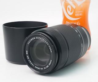 Lensa FUJIFILM XC 50-230mm f/4.5-6.7 OIS