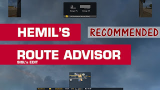 Hemil's Route Advisor (SISL Edit)