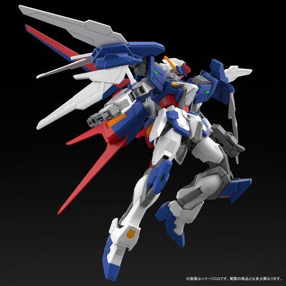 P-Bandai: HGBF 1/144 Tall Strike Gundam Glitter