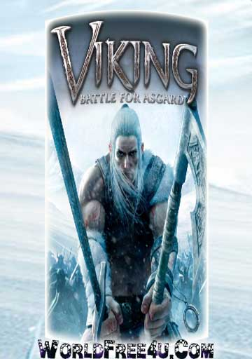 Cover Of Viking Battle for Asgard Full Latest Version PC Game Free Download Mediafire Links At Worldfree4uk.com