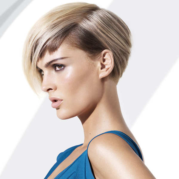 Blonde Wedge Haircut Utube 81
