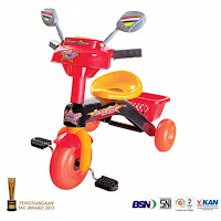 Ride-On Car SHP FB581 New Fun Bike