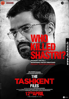 The Tashkent Files First Look Poster 5