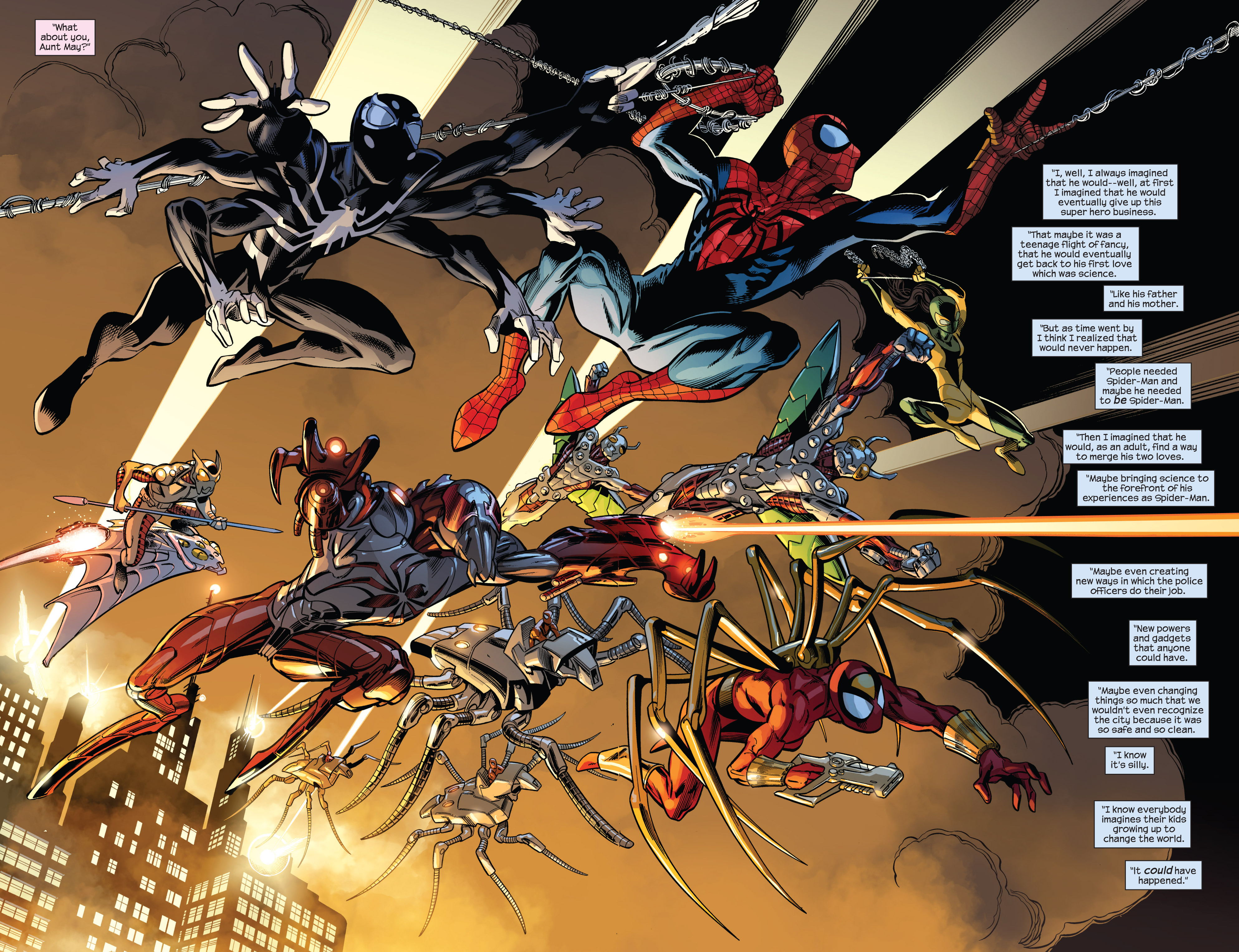 Read online Ultimate Comics Spider-Man (2011) comic -  Issue #200 - 16