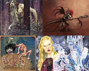 En İlginç 4 Adet Mitolojik Yaratık